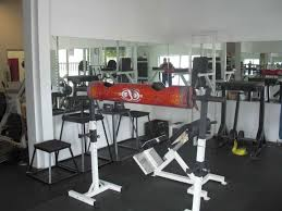 Simple Home Gyms Ideas