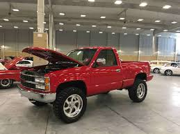 100 89 Chevy Truck 19 K1500 Paul D LMC Life