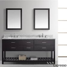 Home Depot Two Sink Vanity by Bathroom Overstock Cabinets Mirror Cabinet Bathroom Master Bath