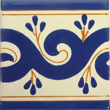 mexican pool tile tagged style border mexican tile designs