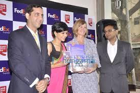 Mandira Bedi At FedEx Cafe Coffee Day Raksha Bandhan Promotions