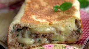 cuisine crepe crepes turques a la viande hachée gozleme amour de cuisine