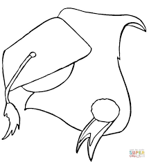 Click The Graduation Cap And Diploma Coloring Pages To View Printable