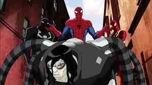 MARVELS ULTIMATE SPIDER MAN VS THE SINISTER 6 Premiere
