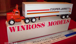 COOPER - JARRETT Route Of The Relays TRUCKING 9000 Cab WINROSS TRUCK ... Lot Of 5 Winross Model Trucks With Original Packaging Diecast Wner Semi Truck Trailer Toy 6 Door Truck For Sale News Of New Car Release And Reviews Vintage Tractor Double Trailer Roadway Semi In Box Lloyd Ralston Toys Trucks Sales Toy Ford Historical 9 Tractor Galaxie 4 Winross 1999 Railway Express Agency White N9000 Stake Leaseway Transportation 995 Pclick Amazoncom Abf Freight 900 Vintage Buy 1985 Gfs Gordon Food Service Ford Cl9000 W 28 Ft