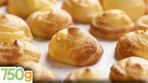 pâte à choux inratable 750 grammes