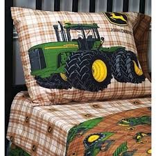 John Deere Bedroom Decor by John Deere Twin Bedspread Home Beds Decoration