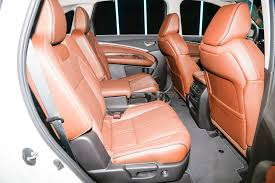 Does Acura Mdx Have Captains Chairs by 2017 Acura Mdx First Look Review Motor Trend