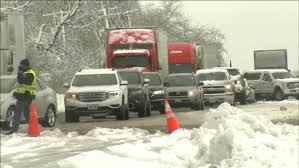 100 Truck Driving School Chicago Weather After Snowstorm Temperatures To Drop To Single