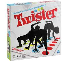 Twister Board Game From Hasbro Gaming