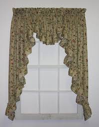 Window Art Tier Curtains And Valances by Discount Curtains U0026 Valances Country Window Curtains Window Toppers