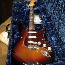 Fender John Mayer Signature Stratocaster In Sunburst