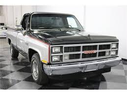 100 1984 Gmc Truck GMC Sierra For Sale ClassicCarscom CC1137872