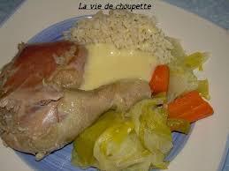 recette poule au pot riz poule au pot facon grand mere quand choupette et papoune cuisinent