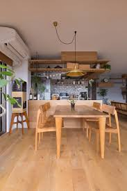 100 Small Japanese Apartments Dining Area And Ergonomic Kitchen Of The