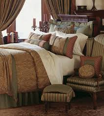Luxury Bedding by Eastern Accents Glenwood Collection