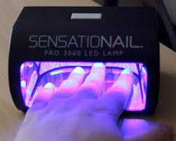 Sensationail Pro 3060 Led Lamp Wattage by Je Fais Ma Manucure Semi Permanente Moi Même Beauté Blog Chic