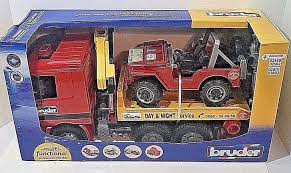 EAN 4001702016661 - Bruder Action Vehicle Tow Truck Carrying Jeep ... Cari Harga Bruder Toys Man Tga Crane Truck Diecast Murah Terbaru Jual 2826mack Granite With Light And Sound Mua Sn Phm Man Tga Tow With Cross Country Vehicle T Amazoncom Mack Fitur Dan 3555 Scania Rseries Low Loader Games 2750 Bd1479 Find More Jeep For Sale At Up To 90 Off 3770 Tgs L Mainan Anak Obral 2765 Tip Up Obralco