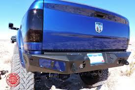 100 Truck Bumpers Aftermarket 2010 2018 RAM 25003500 HoneyBadger Rear Bumper ADD Offroad The