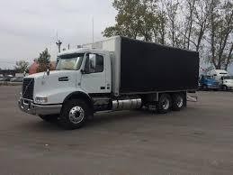 2018 VOLVO VHD Straight Truck W/Flat Deck - Maidstone (Windsor) ON ...