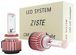 ziste led headlight bulb conversion kit review
