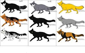 warrior cat names warrior cats up for adoption by wolfamax on deviantart