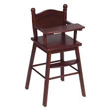 Eddie Bauer Wooden High Chair by Wooden High Chair