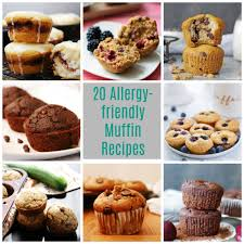 20 Allergy Friendly Muffins Recipes
