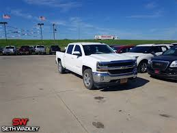 Used 2017 Chevy Silverado 1500 LT RWD Truck For Sale In Pauls Valley ...