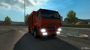 100 Monster Truck Simulator Kamaz 88 V10 For Euro 2