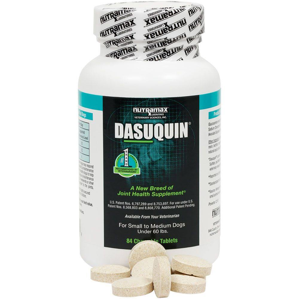 Dasuquin for Small to Medium Dogs 84 Tablets