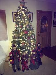 Diy Christmas Tree Preservative by Actually Erica Simple Country Christmas Tree Decorating