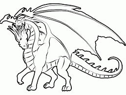 Printable Pictures Of Dragons