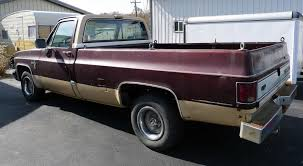 82 Chevy 1500 Silverado Pickup - Solid Old Truck, Runs Strong, Ready ... Nice Great 1982 Chevrolet C10 Silverado Short Bed Cc Outtake 1981 Or Luv Diesel A Survivor Chevrolet Ck10 162px Image 8 Chevy Short Bed Hot Rod Shop Truck 57l 350 V8 700r4 Silverado Youtube Car Brochures And Gmc Pickup Inkl Deutsche Brief C60 Tpi Classic For Sale 1992 Dyler For Autabuycom Sa Grain Truck T325 Houston 2013