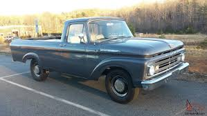 100 Ford Unibody Truck For Sale 1962 F 100
