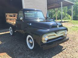 Pin By David Farrell On 1955 Ford F100 Flatbeds | Pinterest | Ford ... 1973 Ford F100 Prunner Instagram Spotlight Fordtruckscom 195777 Truck 7 Single Pwr Brake Booster Master Cylinder 1956 Pickup Hot Rod Network 392 Hemi Barnstormer 1947 Sleeper Bring A Trailer Indy 500 Rarity 1979 Official Replica 1955 Street Ringbrothers Bring Restomod To Sema 1966 For Sale On Classiccarscom Calling All Owners Of 61 68 Trucks 53 Kindig It Pin By David Farrell Flatbeds Pinterest Presented As Lot T26 At Anaheim Ca Blue