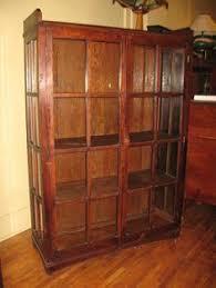 antique oak lift top shoe shine stand foot stool bench antique