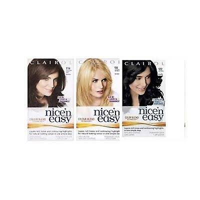 Clairol Nice'n Easy Permanent Hair Dye - Natural Baby Blonde 9.5A