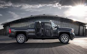 Silverado Bed Sizes by 2014 Gmc Sierra Charting The Changes Truck Trend