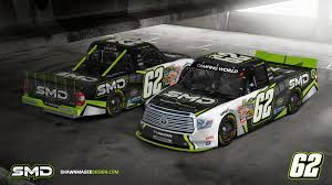 SMD Unveils NEW Paint Scheme Design For 2016 | NASCAR Texas Truck Series Results June 9 2017 Motor Speedway 2015 Nascar Atlanta Buy This Racing Drive It On Public Streets Carscoops Jr Motsports Removes Team From Plans Kickin Camping World North Carolina Education Lottery Is Buying Jack Sprague A Good Life Decision Trucks Race Under The Lights At The Goshare Sponsors Dillon In Ncwts 2016 Points Final News Schedule For Heat 2 Confirmed Jayskis Paint Scheme Gallery 2003 Schemes