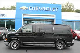 Wheelchairaccessible Conversion Van For Sale Alberta Chevrolet Explorer Limited Xse Chevy G Starcraft Edition K Mls