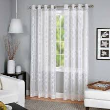 sheer curtains drapes window treatments the home depot