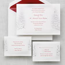 Photo 1 Of 4 Winters Romance Amazing Winter Wedding Invitation Kits