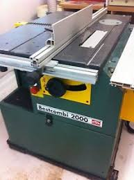 kity bestcombi 2000 universal woodworking machine ebay