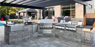 outdoor küche einrichten wichtige fragen moderne ideen und