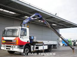 100 4x2 Truck DAF CF65 180 ATi Euro Norm 1 10400 BAS S