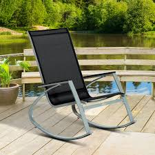 Outsunny Sling Porch Rocker Patio Chair Seat Deck Outdoor Backyard ... Gift Mark Deluxe Childs Spindle Rocking Chair In White 90360126 Special Tomato Pediatric Adapted Equipment Soft Touch Available How To Fix Repair Replace Parts Of An Office Chair Antique Seat Replacement And Painted Finish Outdoor Table Set 3 Pieces Poly Rattan Brown Patio Shop Humanscale Freedom Replacement Arm Supports Best Home Furnishings Jive C8209gp Swivel Gliding Rocker Decoration Wooden Parts Small Recliner For Diy Leather Youtube