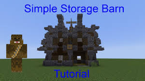 Minecraft Medieval/Nordic Simple Storage Barn Tutorial - YouTube Jgrtcnitfbnjt On Twitter Minecraft Tutorial How To Build A Minecraft Farm Idea Google Search Pinterest To A Horse Barn Youtube Part 1 Complex Small House Medieval Make Police Car Building House Modern In Youtube Arafen Gaming Xbox Xbox360 Pc House Home Creative Mode Mojang How Build Tutorial Easy Cow Gothic
