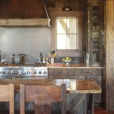 Photo Rustic Kitchen Backsplash Style Photos Sta