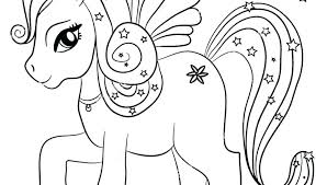 Coloring Pages For Adults Easy Free Printable Unicorn Find Preschool Fancy Rainbow Sheet Page